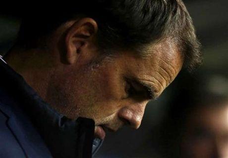 Nong: Inter Milan se sa thai De Boer trong 24 gio toi - Anh 1
