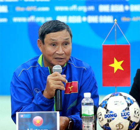 U19 nu Viet Nam tim ve du World Cup U20 tu vong loai - Anh 1