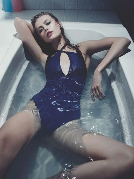 Ve sexy day thanh tu cua Frida Gustavsson - Anh 5