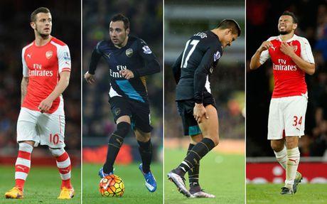 5 ly do Arsenal hay 'chet yeu' trong thang 1 - Anh 2