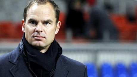 De Boer: 'Toi can them thoi gian' - Anh 1