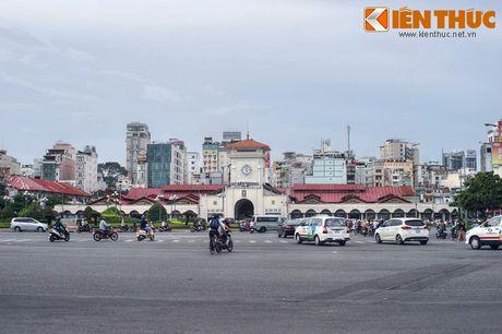 Kham pha ngoi cho co noi tieng nhat Sai Gon - Anh 1