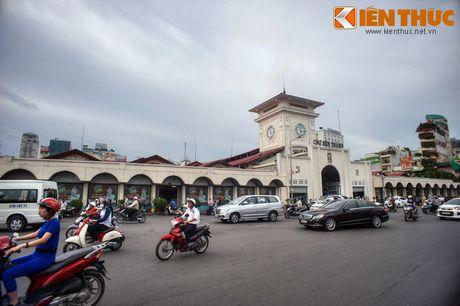 Kham pha ngoi cho co noi tieng nhat Sai Gon - Anh 2