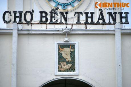 Kham pha ngoi cho co noi tieng nhat Sai Gon - Anh 3