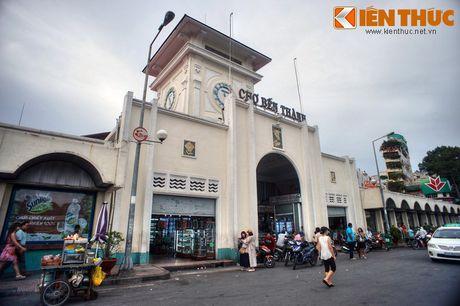 Kham pha ngoi cho co noi tieng nhat Sai Gon - Anh 4