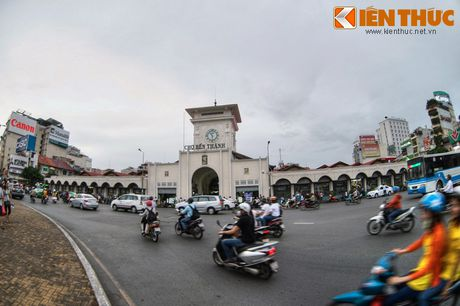 Kham pha ngoi cho co noi tieng nhat Sai Gon - Anh 6