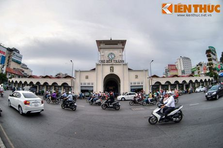 Kham pha ngoi cho co noi tieng nhat Sai Gon - Anh 8