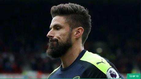 Doi hinh tieu bieu vong 10 Ngoai hang Anh: Arsenal thi uy - Anh 11