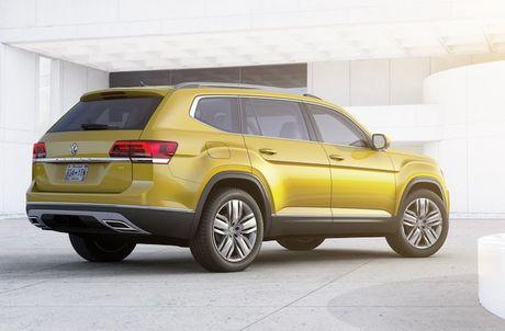 Volkswagen trinh lang crossover 7 cho 'gia mem' Atlas - Anh 4