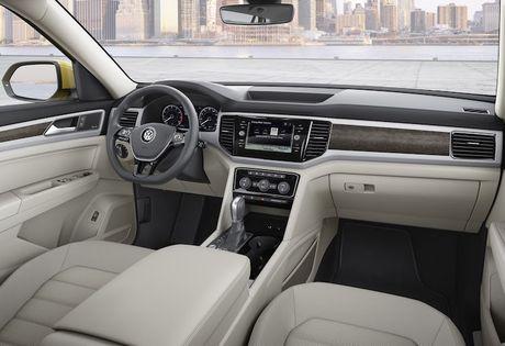 Volkswagen trinh lang crossover 7 cho 'gia mem' Atlas - Anh 5