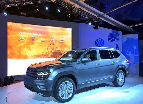 Volkswagen trinh lang crossover 7 cho 'gia mem' Atlas - Anh 8