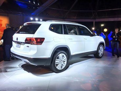 Volkswagen trinh lang crossover 7 cho 'gia mem' Atlas - Anh 9