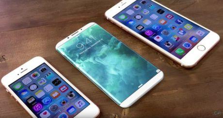 iPhone 8 tuyet dep voi man hinh tran vien - Anh 1