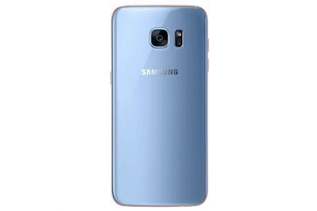 Samsung ra mat them phien ban Galaxy S7 Edge mau Blue Coral tai Viet Nam - Anh 3