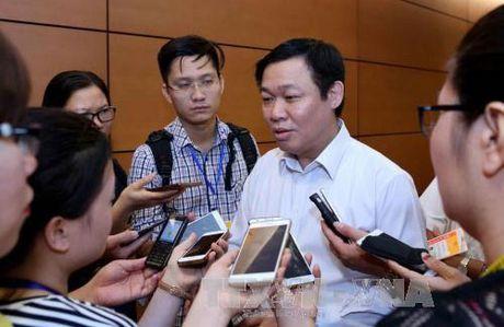 Bo truong Bo Tai chinh Dinh Tien Dung: No cong tang nhanh la hoan toan chinh xac! - Anh 2