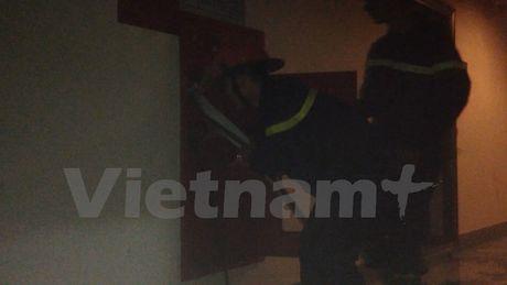 Hoa hoan nghiem trong tai quan karaoke tren pho Tran Thai Tong - Anh 13