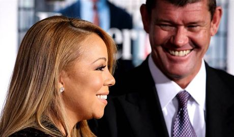 Chia tay nhau, Mariah Carey va hon phu tai hop voi tinh cu - Anh 1