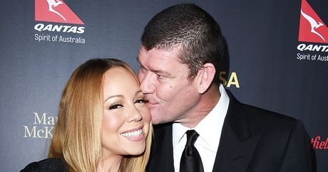 Chia tay nhau, Mariah Carey va hon phu tai hop voi tinh cu - Anh 2
