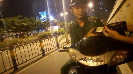 "VIDEO lat tay chieu tro ""xin deu"" o ham Thu Thiem - Anh 5"