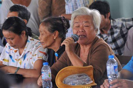 Hang tram ho dan keo len xa doi… dien - Anh 1
