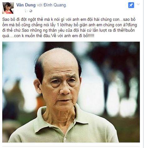 Nhieu nguoi tu xung 'con' bay to tiec thuong 'bo' Pham Bang - Anh 2