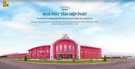 Cong khai quy trinh san xuat tra thao moc Dr Thanh len internet - Anh 2