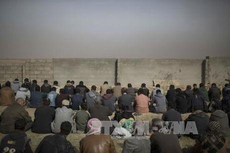 Luc luong Iraq lan dau tien tien vao Mosul - Anh 2
