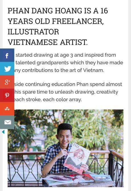 Chang trai Viet thu hai chuyen ve my nhan xuat hien tren bao My - Anh 2