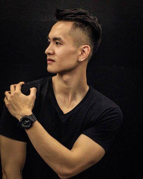 Chang trai gay go tang 20 kg cao them 5 cm nho gym - Anh 2