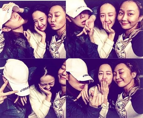 Sao Han 1/11: G-Dragon boi mat den xi doa ma, Hyo Rin vo tu de lo tran rong - Anh 8