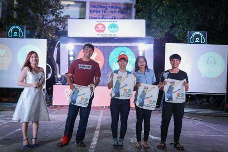 Khanh Ngan The Face 'chay' het minh trong tour 'Hoa chung nhip dap' - Anh 5