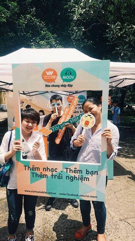 Khanh Ngan The Face 'chay' het minh trong tour 'Hoa chung nhip dap' - Anh 8