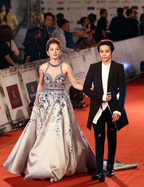 My Linh mac dam ho nguc bao 'doi dau' Phuong Trinh - Anh 13