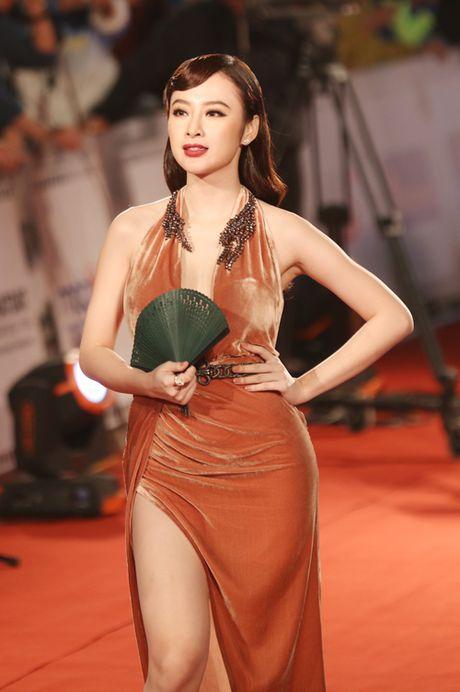 My Linh mac dam ho nguc bao 'doi dau' Phuong Trinh - Anh 4