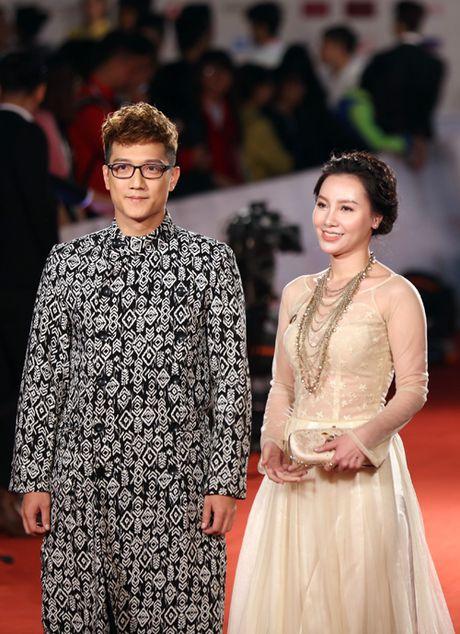 My Linh mac dam ho nguc bao 'doi dau' Phuong Trinh - Anh 9