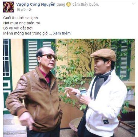 Nghe si Pham Bang qua doi: Sao Viet nghen ngao khoc thuong - Anh 2