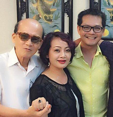 Nghe si Pham Bang qua doi: Sao Viet nghen ngao khoc thuong - Anh 4