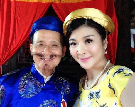 Nghe si Pham Bang qua doi: Sao Viet nghen ngao khoc thuong - Anh 7