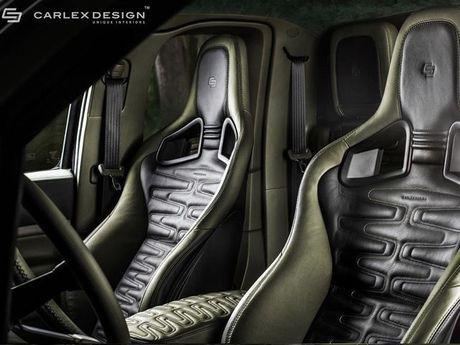 Ngam Toyota Tacoma lot xac qua ban tay phu thuy cua Carlex Design - Anh 10