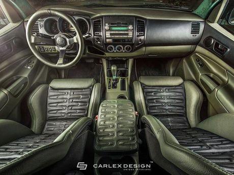 Ngam Toyota Tacoma lot xac qua ban tay phu thuy cua Carlex Design - Anh 1