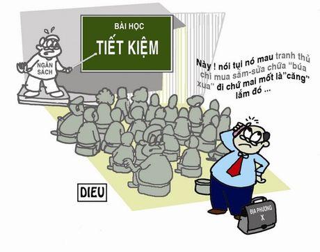 Ti nanh '13 tinh lam, nuoi 50 tinh', can than keo thay cay ma chang thay rung - Anh 1