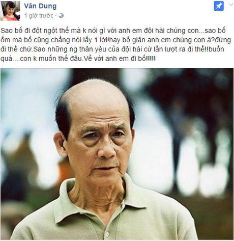 Nhieu nghe sy Viet tiec thuong 'bo Bang' - Anh 2