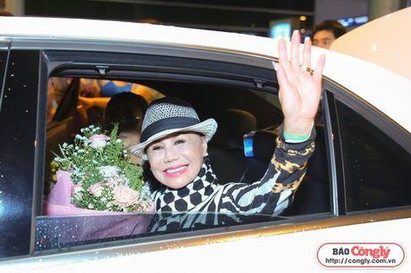 Nu danh ca hai ngoai Thanh Tuyen da tro ve Viet Nam - Anh 1