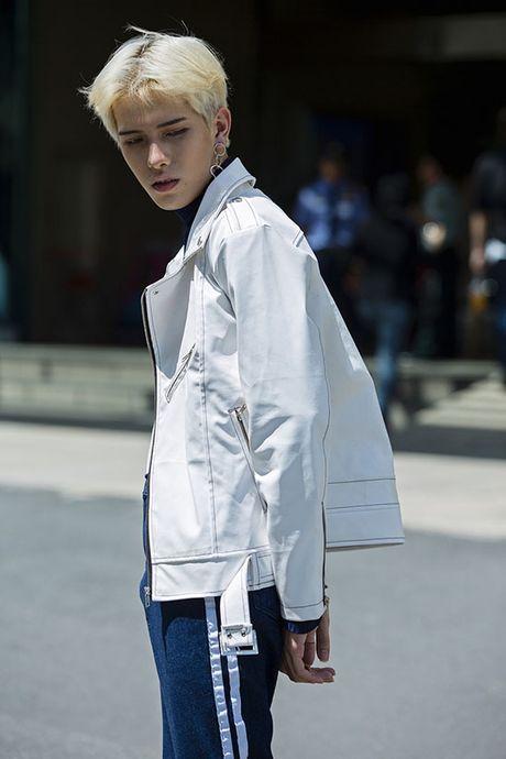 Trai xinh gai dep Next Top nhiet liet huong ung 'The Best Street Style' - Anh 10