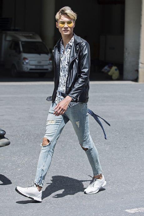 Trai xinh gai dep Next Top nhiet liet huong ung 'The Best Street Style' - Anh 11