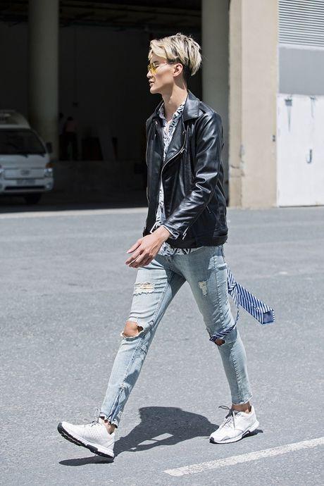 Trai xinh gai dep Next Top nhiet liet huong ung 'The Best Street Style' - Anh 12