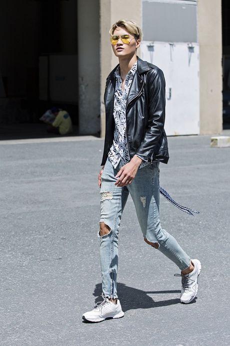 Trai xinh gai dep Next Top nhiet liet huong ung 'The Best Street Style' - Anh 13
