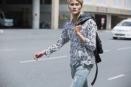 Trai xinh gai dep Next Top nhiet liet huong ung 'The Best Street Style' - Anh 15