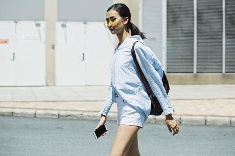 Trai xinh gai dep Next Top nhiet liet huong ung 'The Best Street Style' - Anh 2