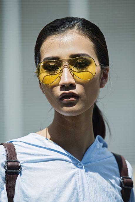 Trai xinh gai dep Next Top nhiet liet huong ung 'The Best Street Style' - Anh 3